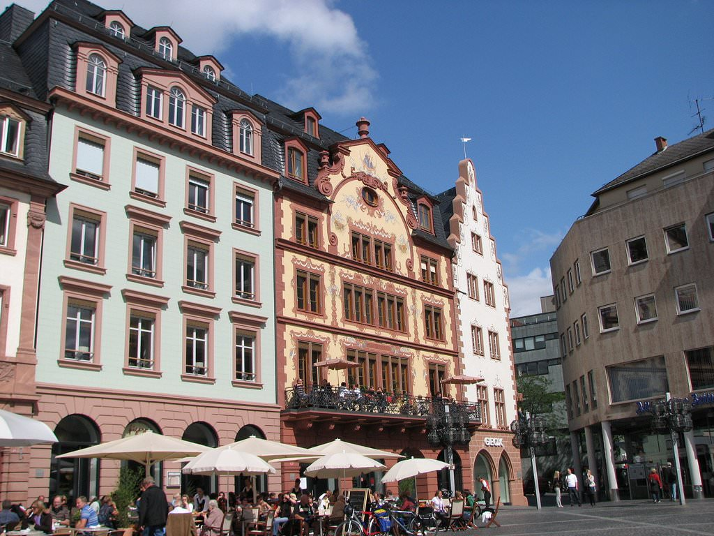 Germany Love Hotels In Frankfurt