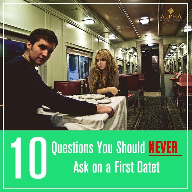 Questions Ten First Date