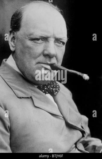 Lean In Escort Winston Churchill Car Argentia