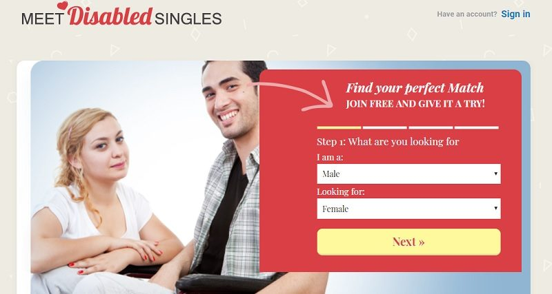 Blind Singless Dating Site
