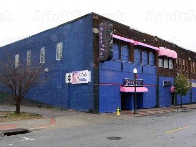 Club Sensations Birmingham Strip