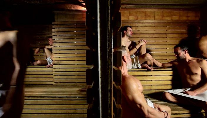 July Galilea Gay Sauna Barcelona