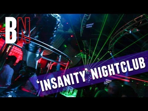 Insanity Nightclub Bangkok Night Club