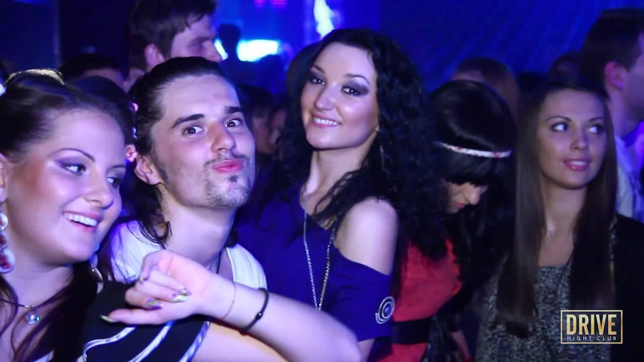 Girls In Night Club In Chiinu Moldova