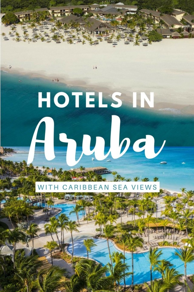 Hotels In Caribbean Love Aruba