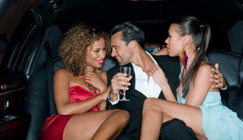 Strip Rome Club 2 Champagne