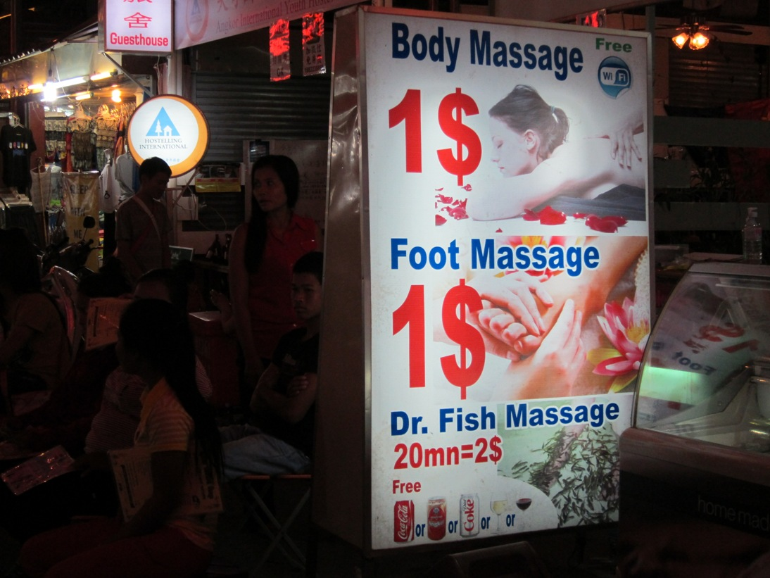 Reap Cambodia Parlors Massage In Siem