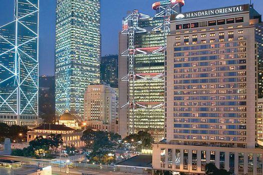 Mandarin Palace Hong Kong Strip Club