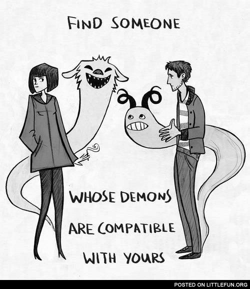 Compatible Truly Meet Someone