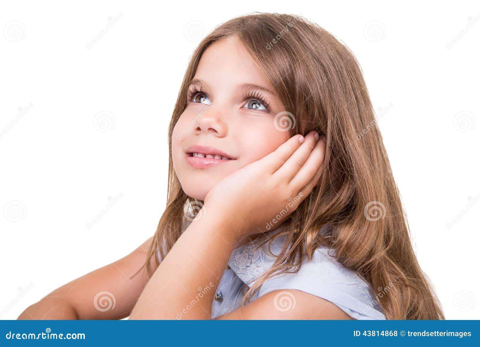 Piercing Girl Looking The