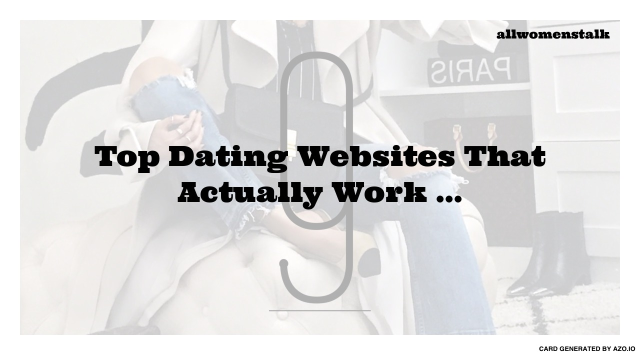 Modesto Work Really Best Dating Sites That