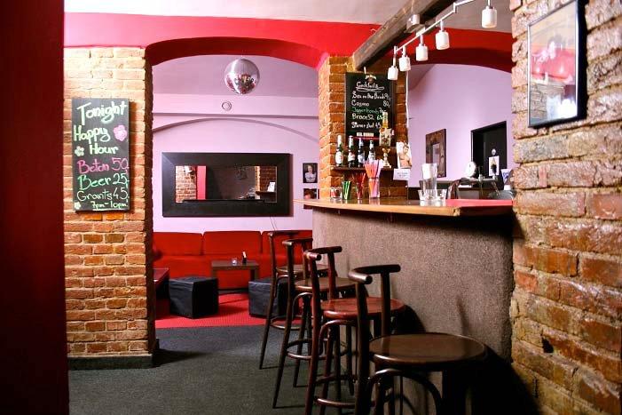 Piano Bar Prague Gay
