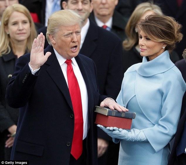 Aside U Politics Admit Melania Trump To All Have