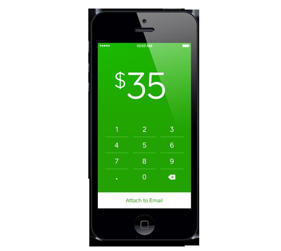 Visitor Something Cash Sent You Via App Ever Me Have