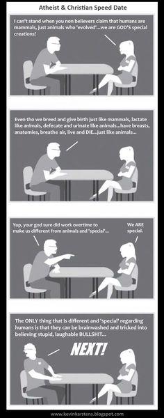 Lustblack Divorced Dating Atheist Speed