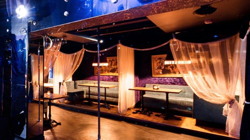 Petersburg Club Rhino Strip Bar Saint