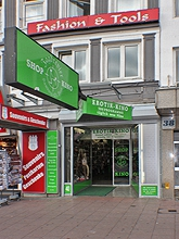 Feel Germany In Sex Shops Hamburg
