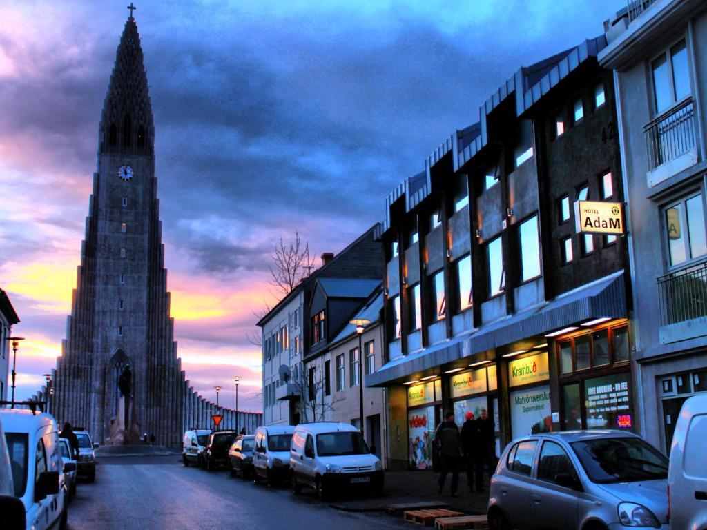 Hotels In Reykjavik Iceland Love