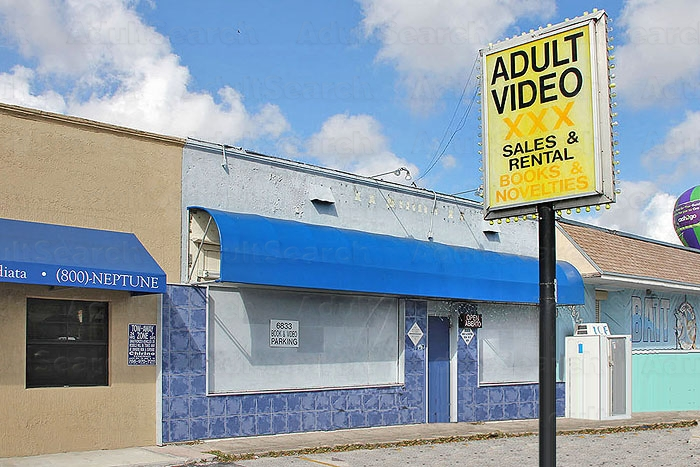 Books Shops Happy Miami Sex