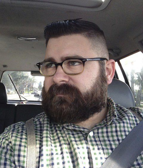 Looking Bearded Bbw Guy For