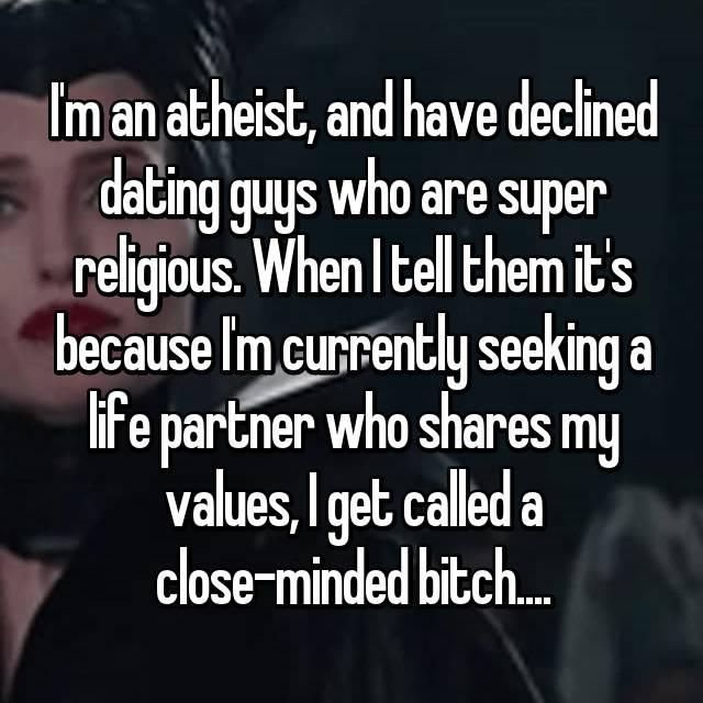 Atheist Bitch Dating Spanish
