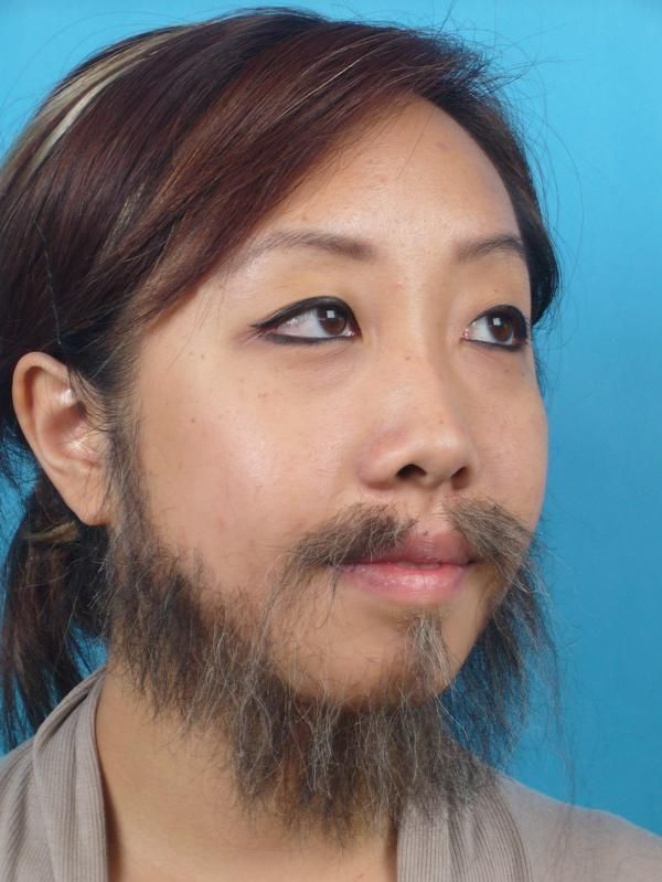 Pinevalley Woman For Love Of 55 Would Bearded Shave