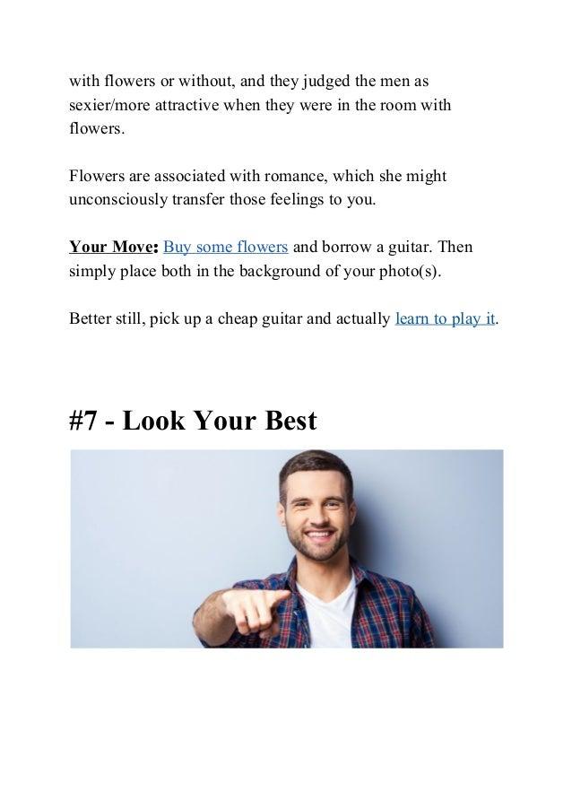 Dating Profile Man Perfect