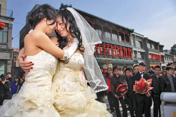 Eye In Gay China Club Beijing