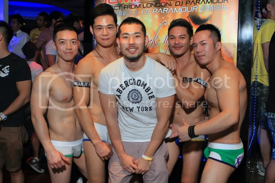 Japan In Gay Club