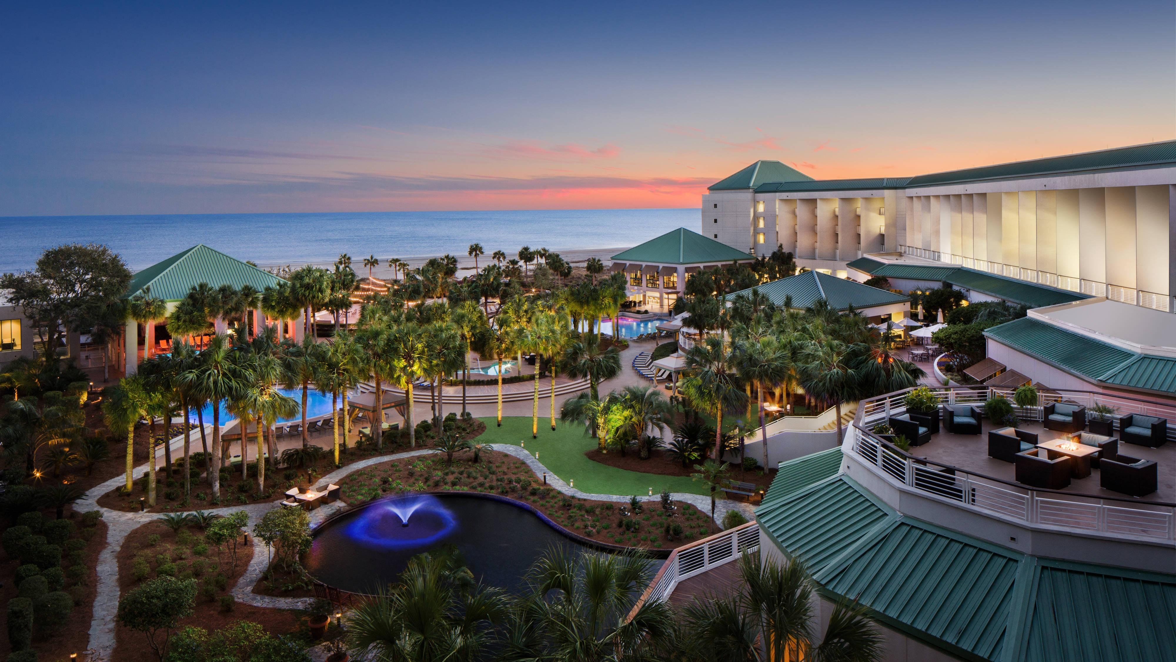 Accompany Head Thai Massage Island Hilton