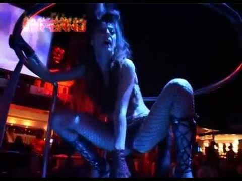 Paty Antalya In Turkey Club Strip