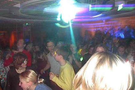 Night Club In Moldova Chiinu Girls In