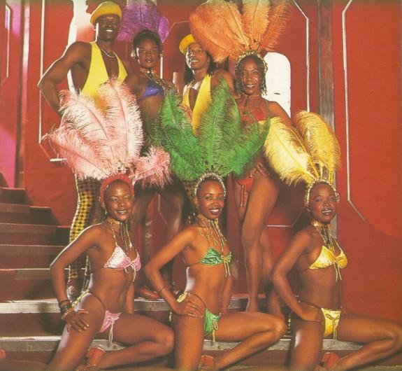 Somos In Mombasa Club Kenya Strip