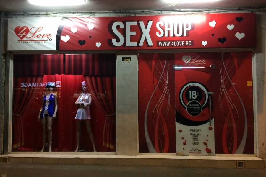 Emotional Bucharest Shops 69 Sex Shop