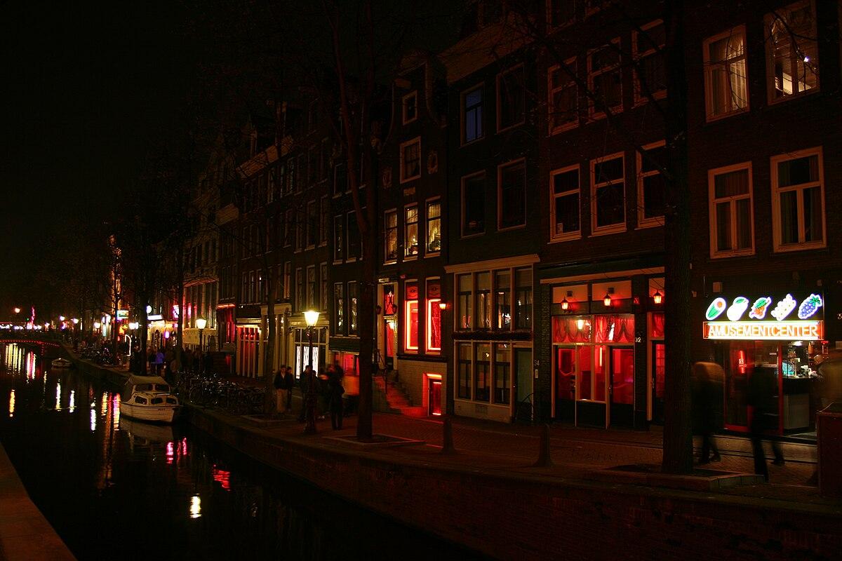 Brothels In Amsterdam Netherlands
