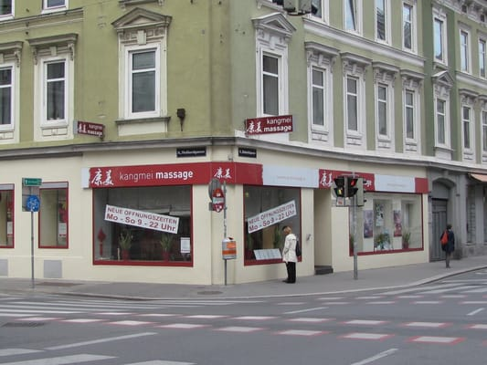 Massage Parlors In Vienna Austria