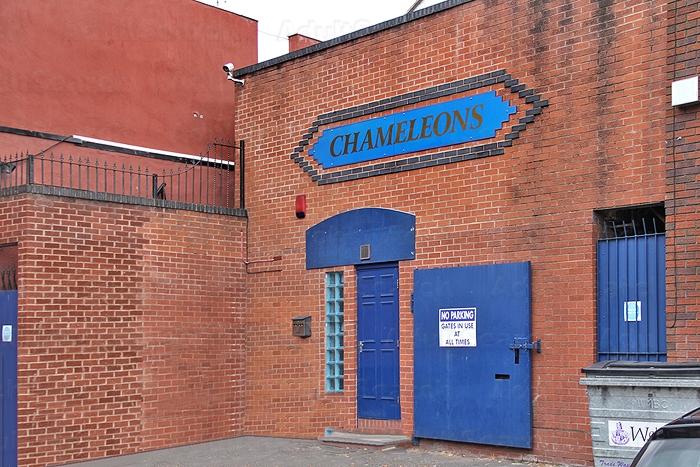 Straigh In Uk Chester Club Swinger