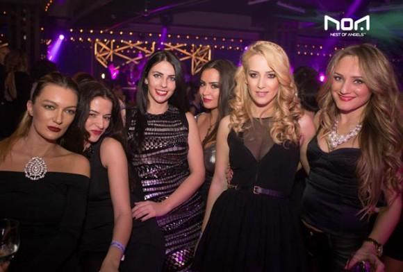 escorts Cluj-napoca In Club Romania Girls Night In