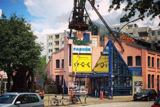 Club Der In Gay Fabrik Lesbian Factory Hamburg And