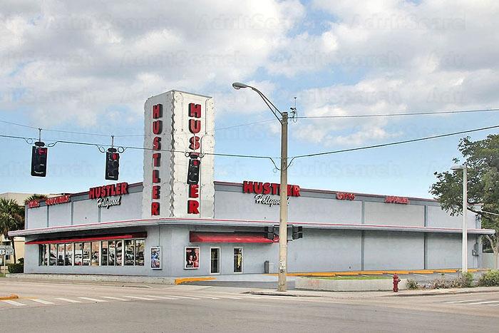 Hustler Hollywood Fort Lauderdale Sex Shops