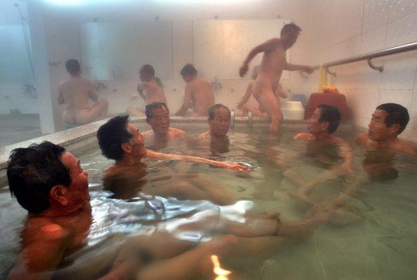 Gulch Sauna Seoul Gay David