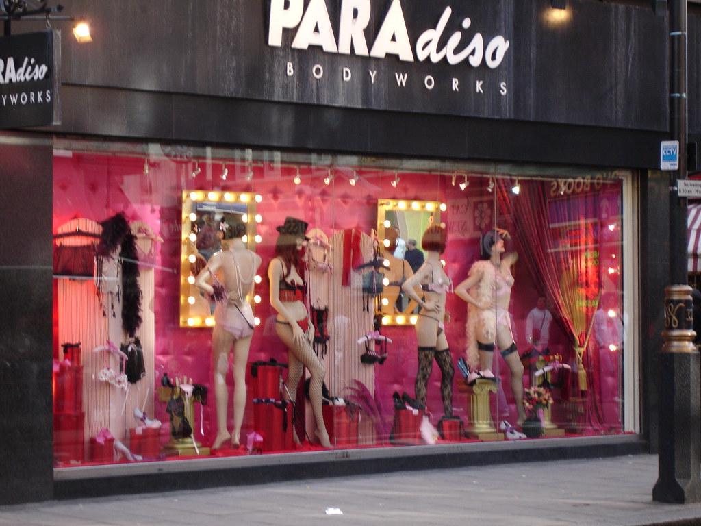 London Uk Sex Shops In
