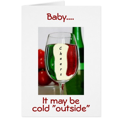 Its Outsidee Babyy Warm Cold Come