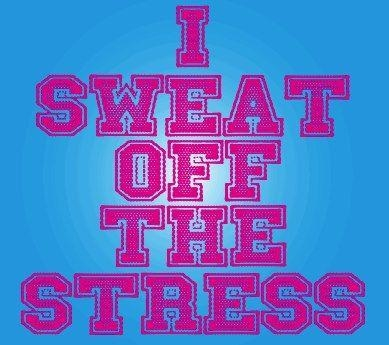 Stress Workout Sweat Wed Denver To Out And Off