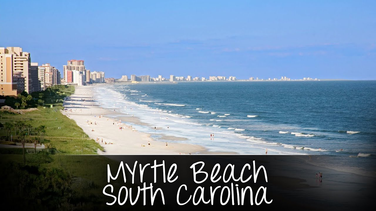 Nipplie Beach Sc Myrtle