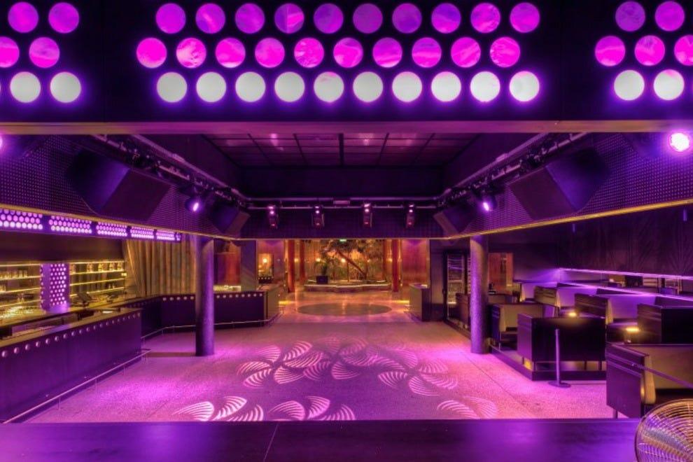 Vienna In Austria Night Club In Girls