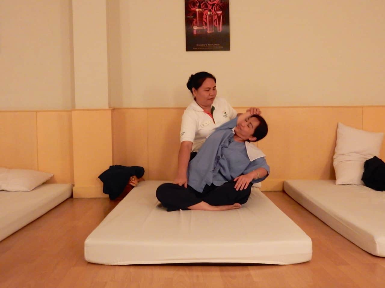 Bodywork Thai Massage Bangkok