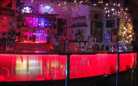 Nightclub Margo Tallinn Strip Club