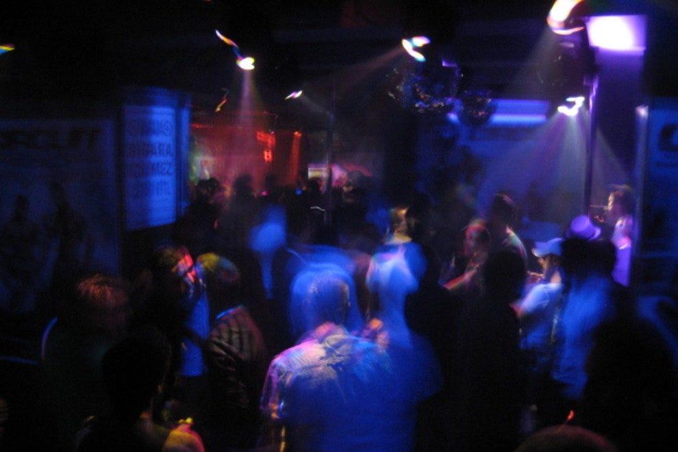 Istanbul Rocinante Gay Bar Cafe