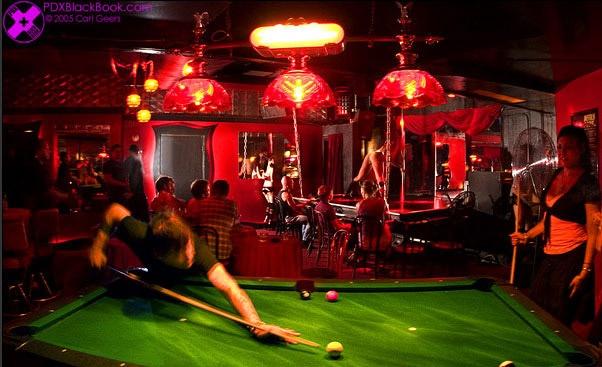 Club Portland Strip Acropolis Steakhouse